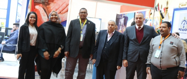 Cairo International Fair … Cairo .. march 2019